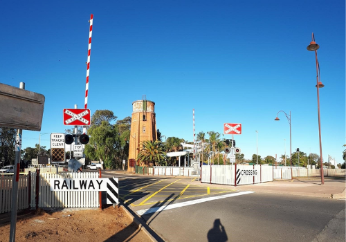 The Victorian State Funded Level Crossing Upgrade Program
